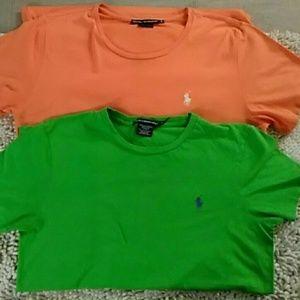 Ralph LaurenT shirts